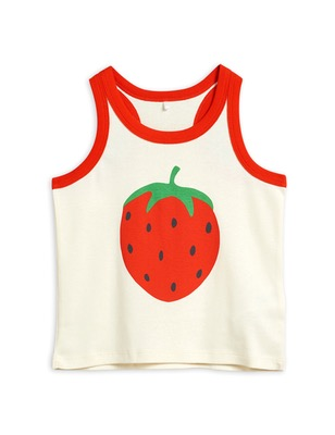 Strawberry sp tank - Offwhite