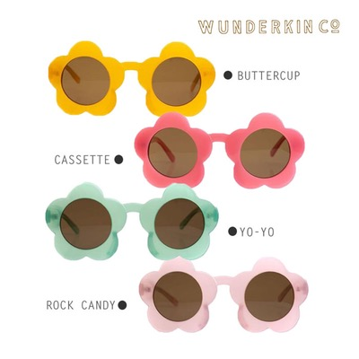 운더킨 Kid's Sunglasses (4color)
